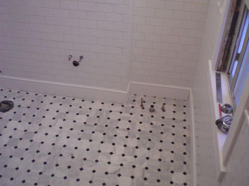 Tiled bathroom 2