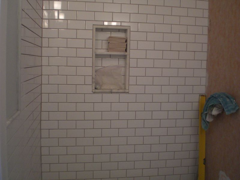 Tiled bathroom 3