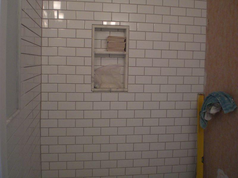 Tiled bathroom 3