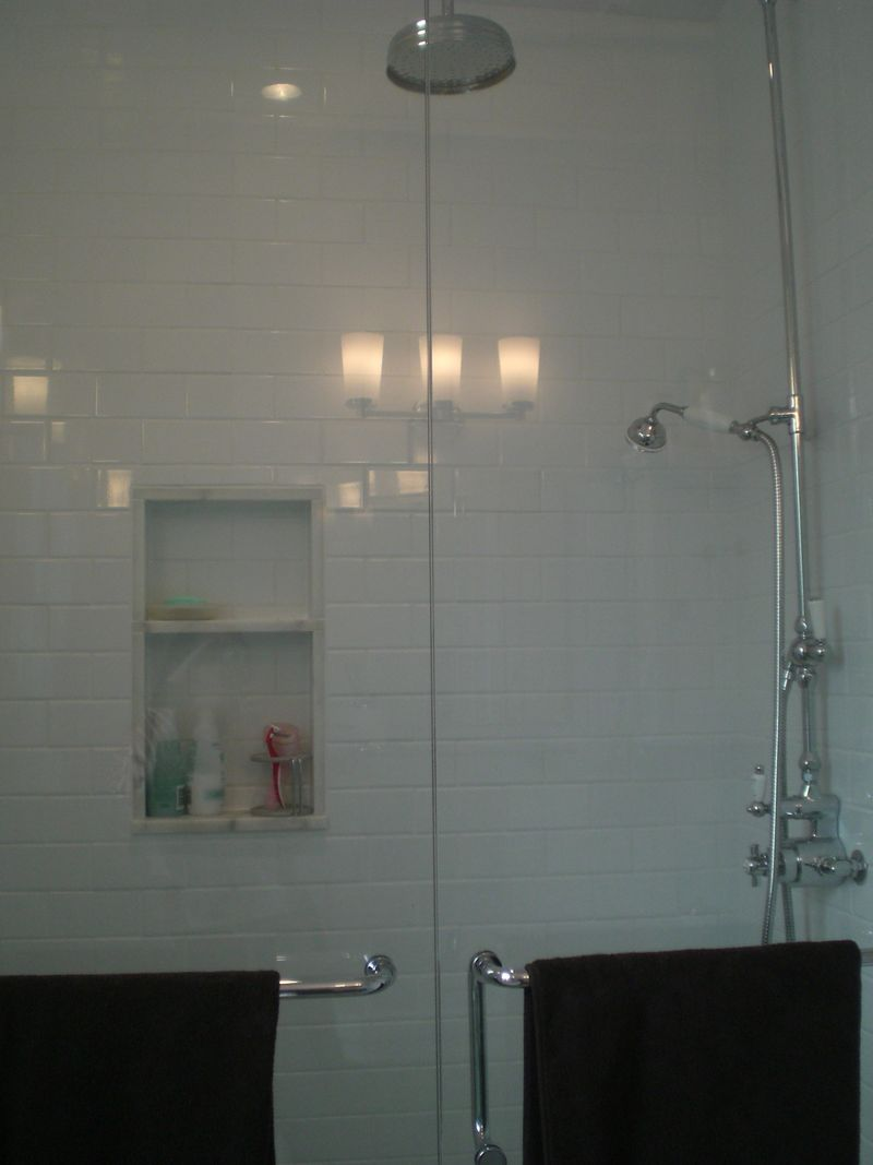 Finished bathroom 6
